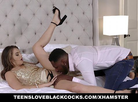 TLBC - Sofie Reyez Taking Big Black Cock On New Years Eve