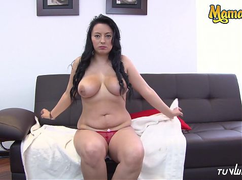 MAMACITAZ -Latina Maria Conchita Put On Tape Her Sex Session