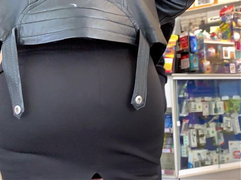 Big Ass . Black Skirt at Store 3