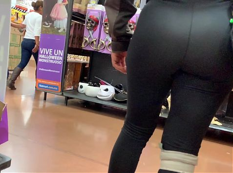 Super Booty Walmart. Happy Halloween . 1