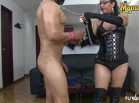 MAMACITAZ - Latina Zulima Serna Femdom Guy In Revenge Sex