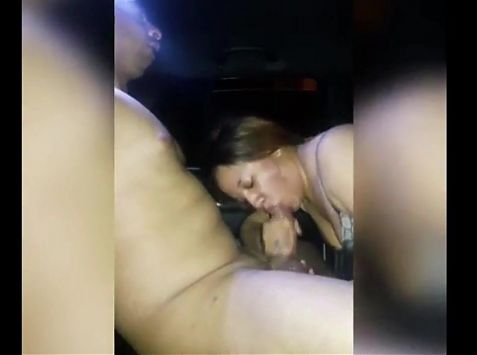 Fucked In The Backseat Of Car