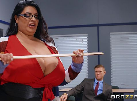 bbw Disciplinary Action Free Video With Sofia Rose