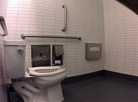 Chipotle Toilet