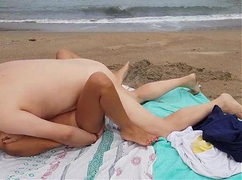 Bitch at beach