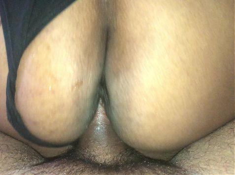 Dick riding